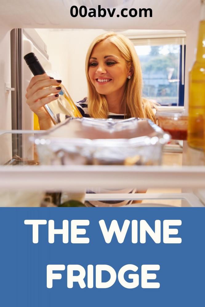The Wine Fridge Is An Easy Option