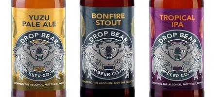 Drop Bear Craft Beers