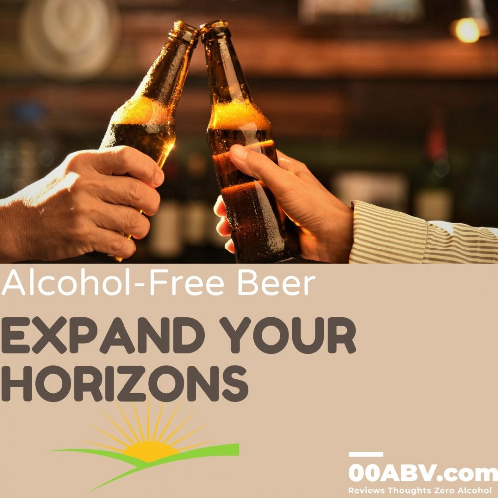 Alcohol-Free Beer Can Expand Your Horizons