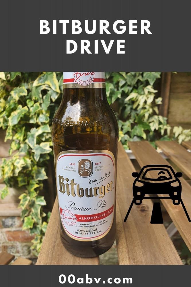 Bitburger Drive Alcohol-Free