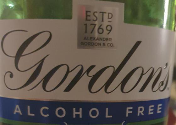 Gordon's Alcohol Free