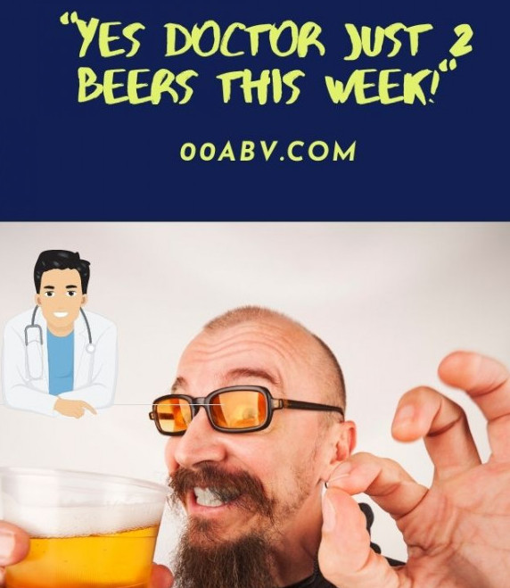 weekly units of alcohol