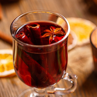 Alcohol Free Mulled Wine