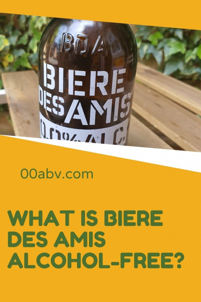 What Is Biere Des Alcohol-Free Beer ?