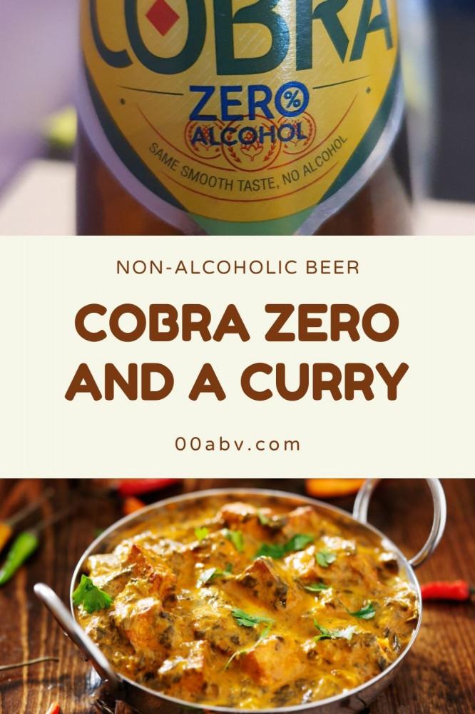 Cobra Zero And A Curry