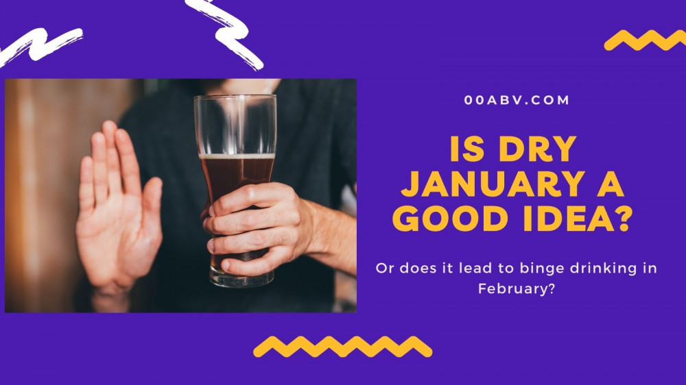 Is Dry January Is A Bad Idea?
