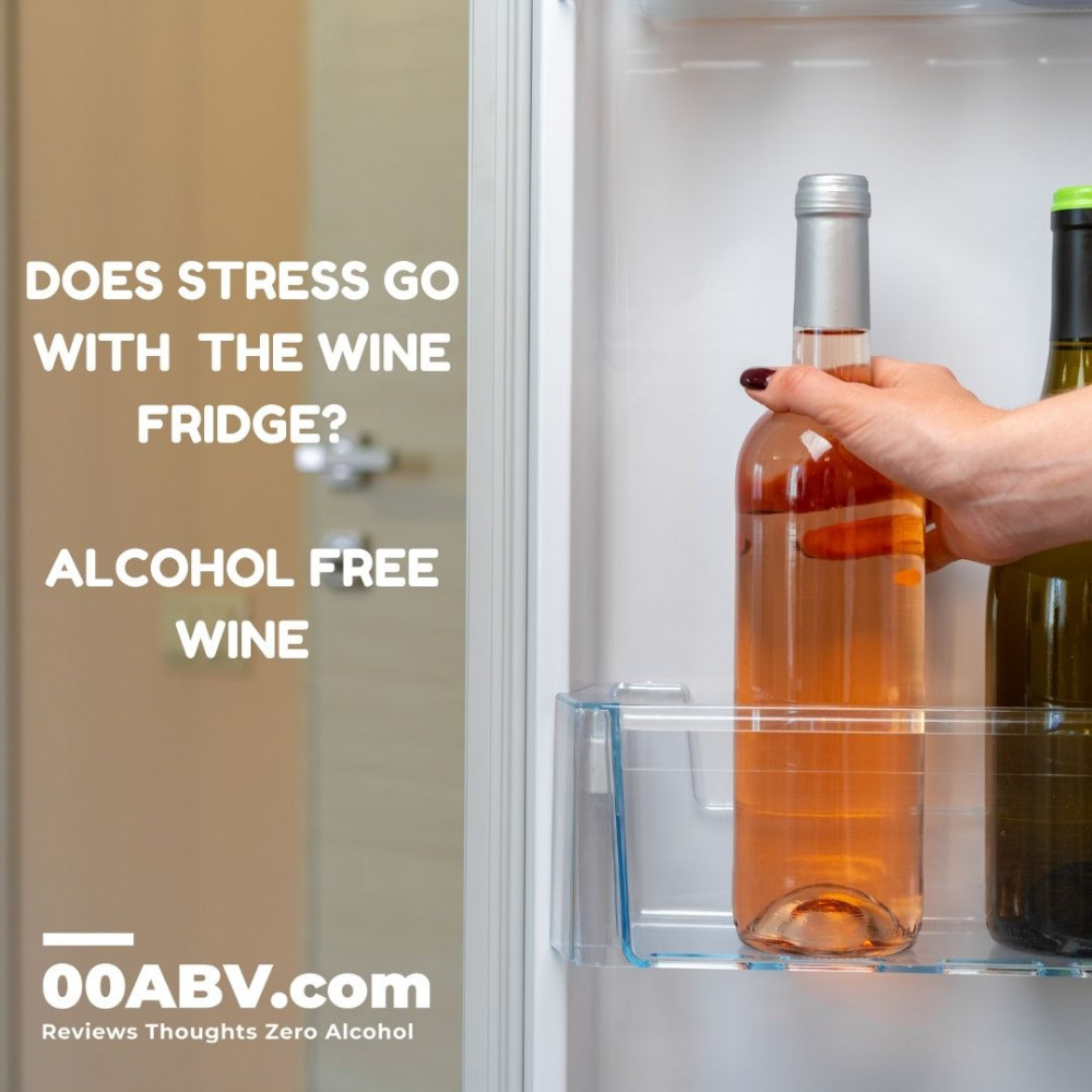 Does Stress Go with the wine fridge ?