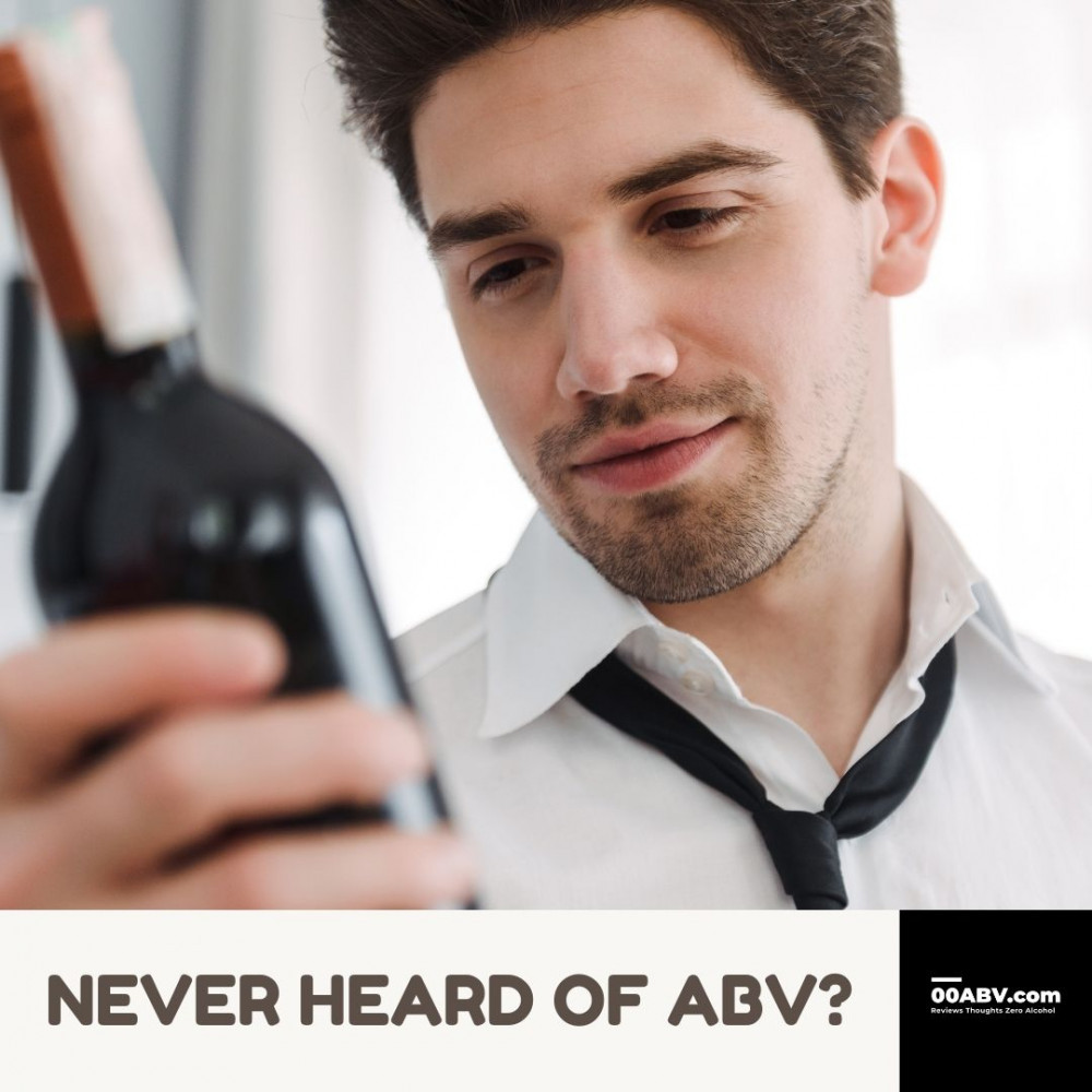 what is ABV in alcohol?