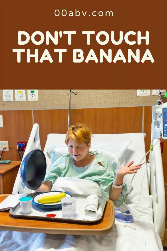 Banana And Alcohol