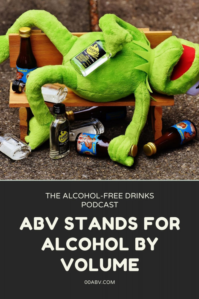 What is ABV?