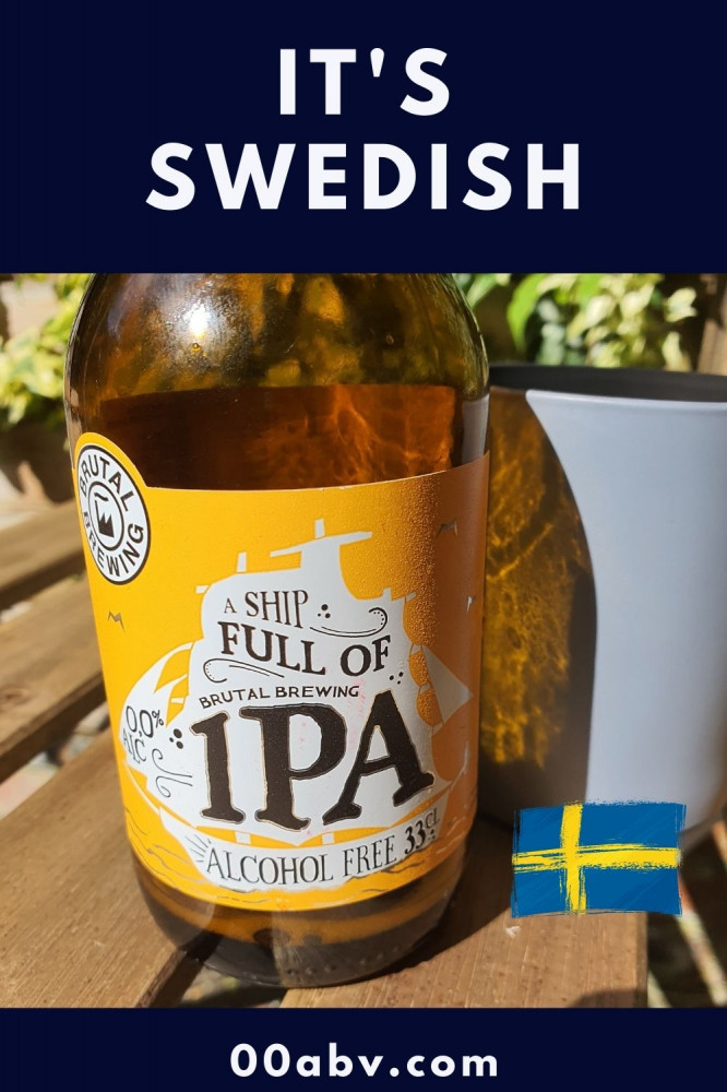 Alcohol-Free Beer From Sweden