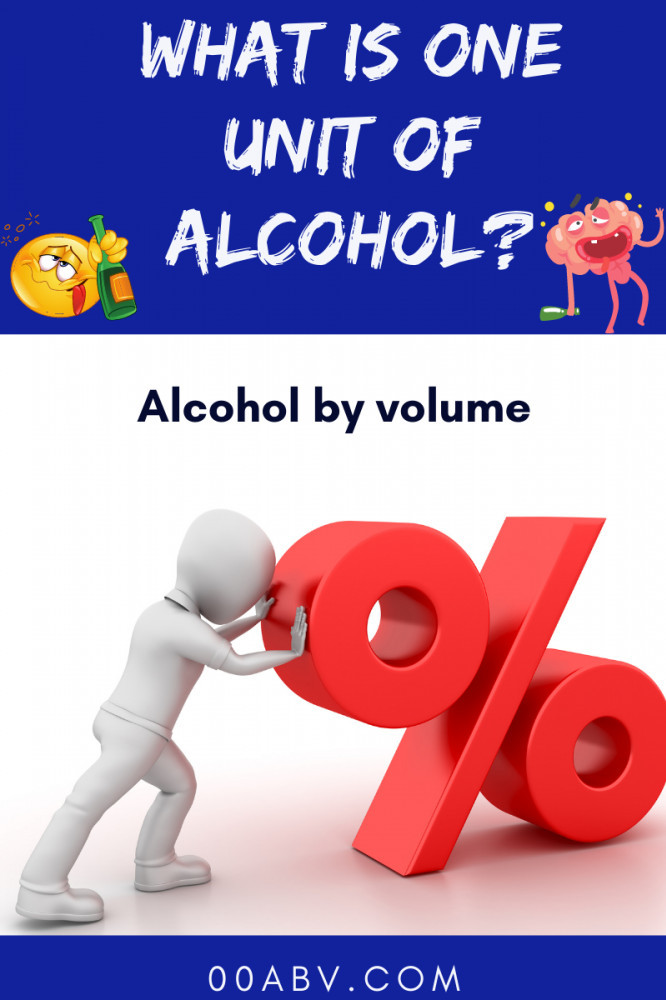 alcohol by volume ABV