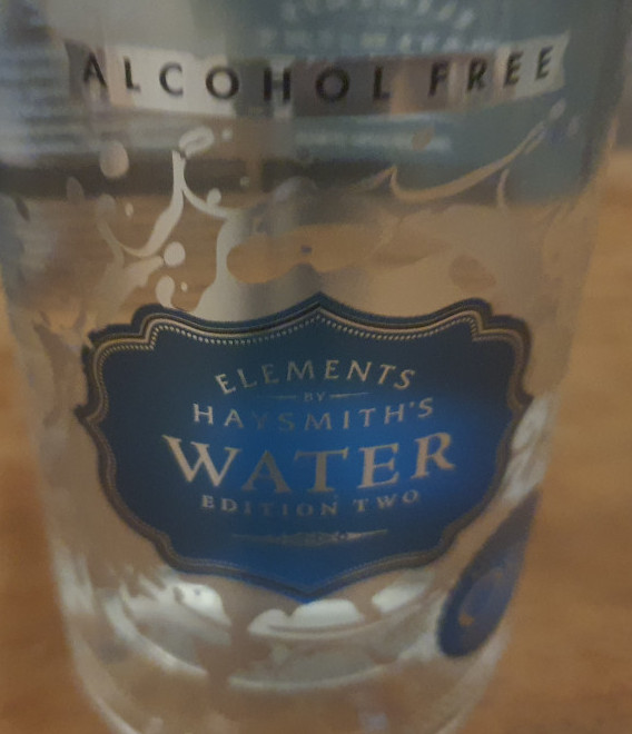 Haysmith's Water Aldi