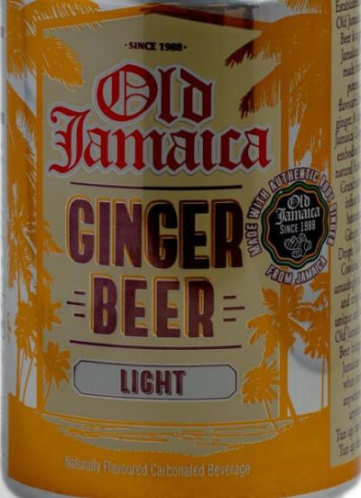 Old Jamaica Diet Ginger Beer
