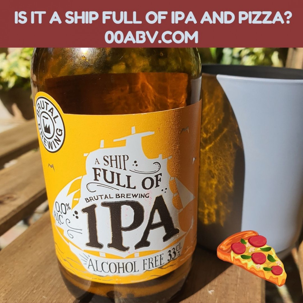A Ship Full Of IPA and Pizza