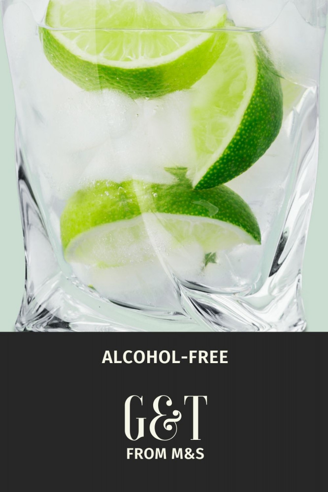 Marks and Spencer Gin and Tonic