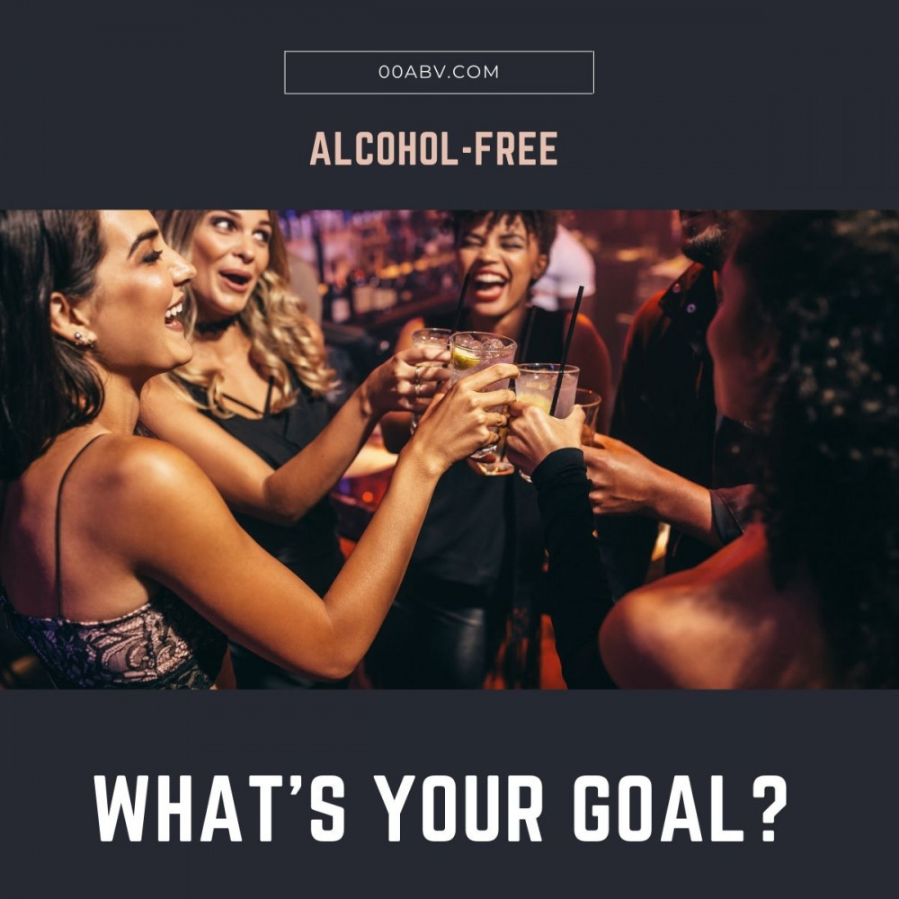 What Your Alcohol-Free Goal?
