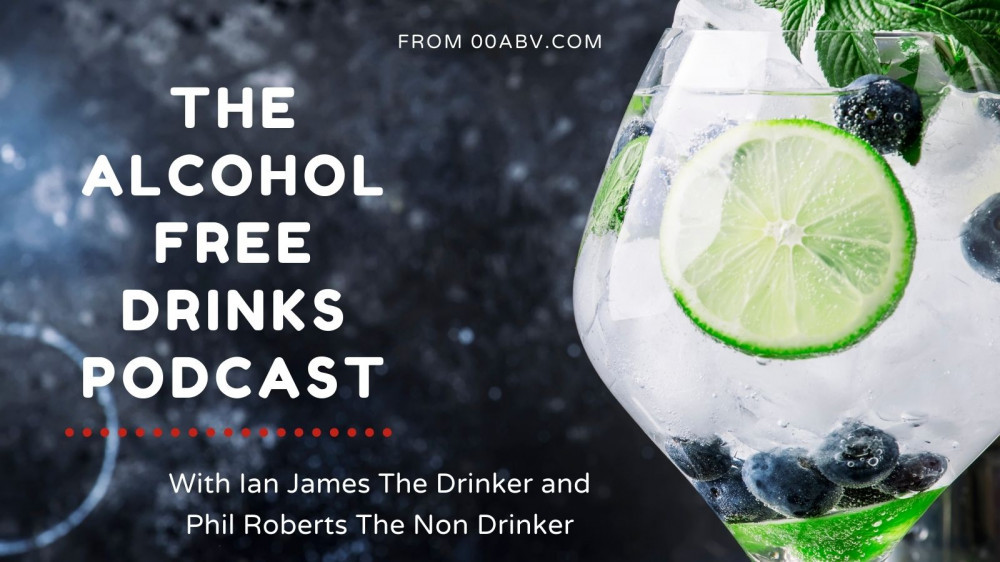 The Alcohol Free Drinks Podcast