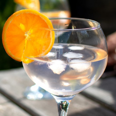 The Duchess Alcohol Free Gin and Tonic