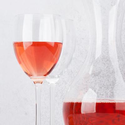 Alcohol Free Rose Wine