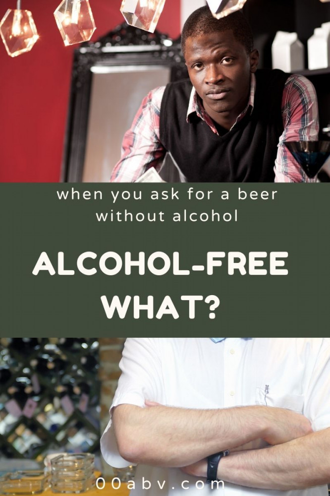 Alcohol-Free Beer Is Not Everywhere