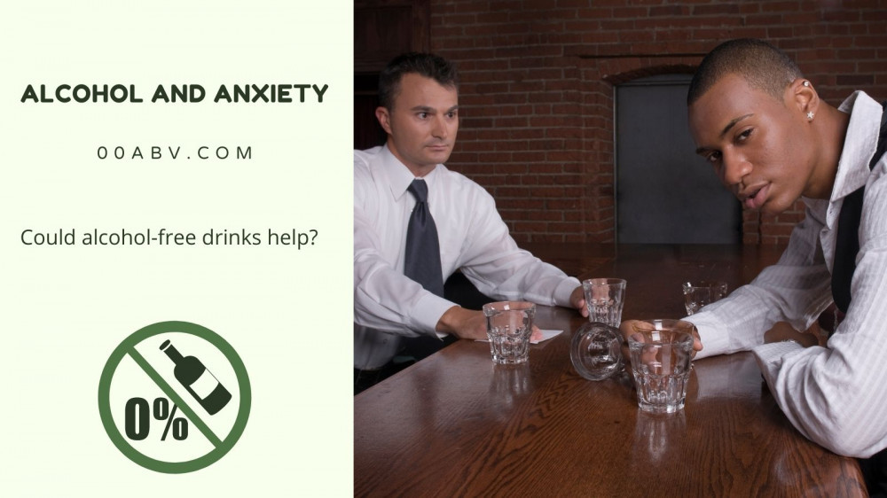 Could alcohol-free drinks help anxiety?