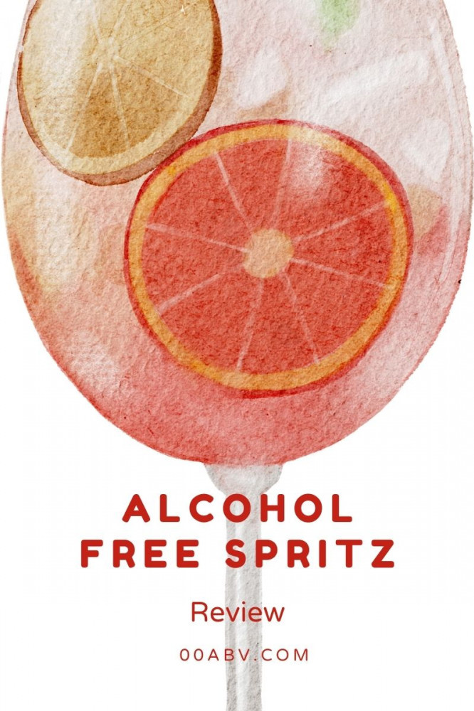 Alcohol-Free Spritz Review