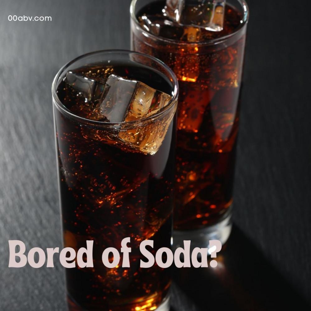 Bored of Soda?