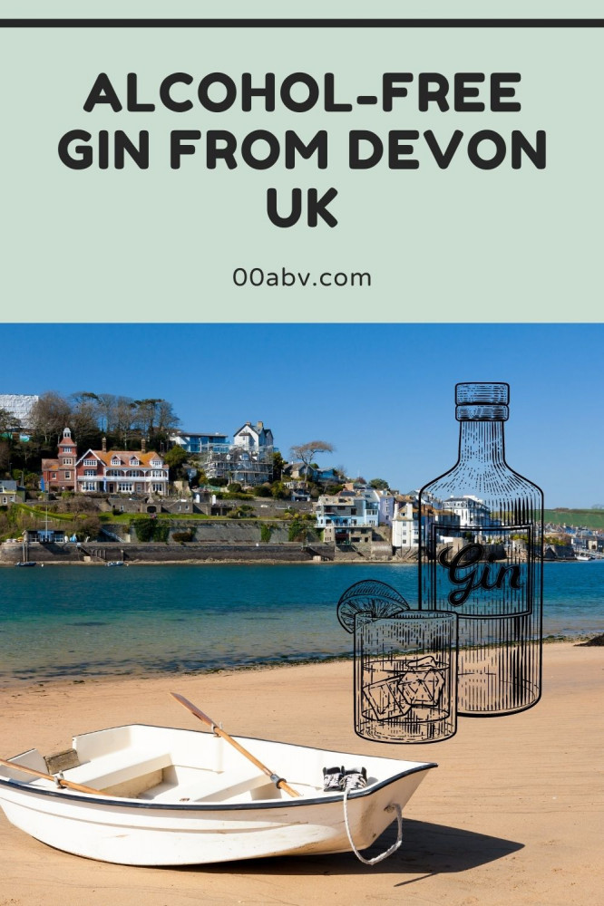 Alcohol-Free Gin From Devon