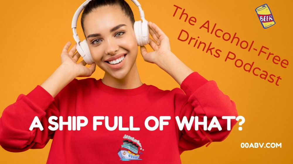A Ship Full of IPA on the Alcohol-Free Drinks Podcast