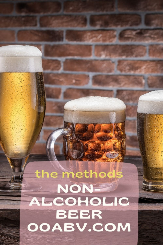 Non-Alcoholic Beer the Methods