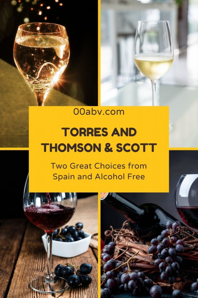 Best Alcohol Free Wine from Spain