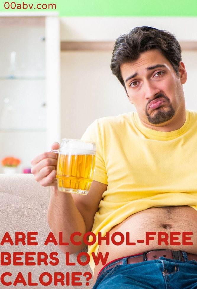 Are Alcohol-Free Beers Diet Drinks