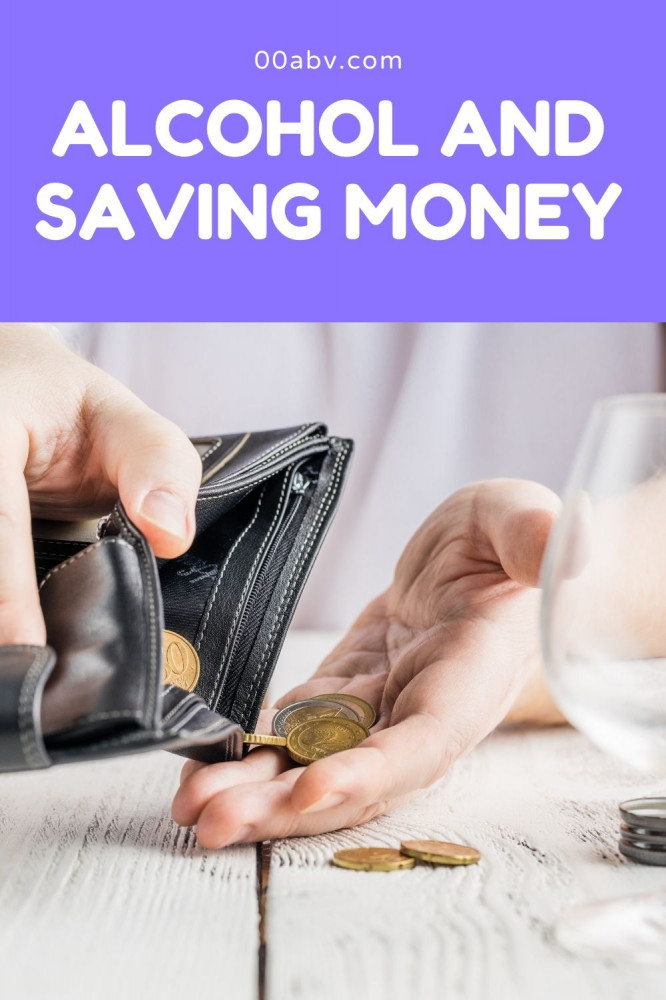 Can Going Alcohol-Free Save You Money?