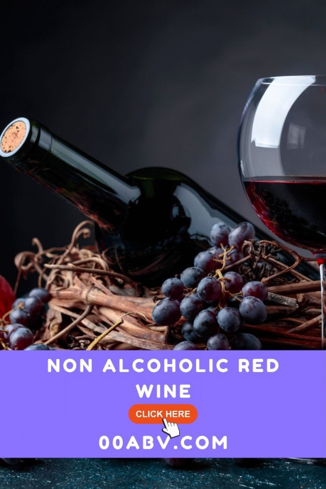 Non Alcoholic Red Wine