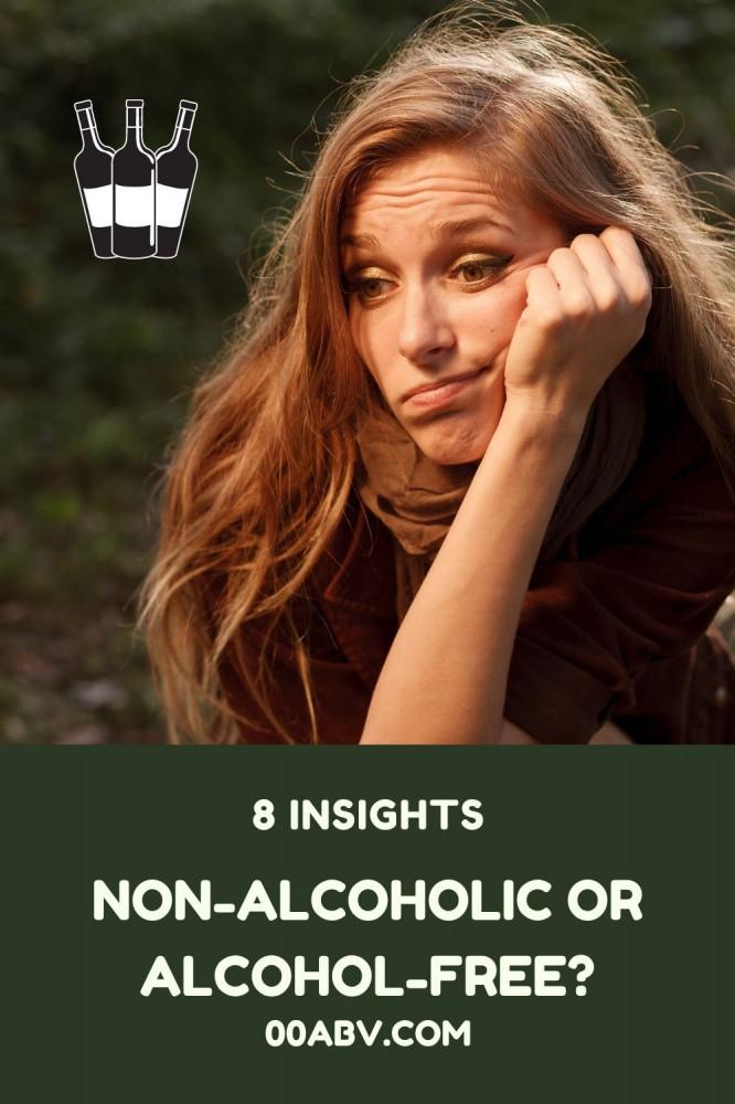 Non-Alcoholic Wine Or Alcohol-Free
