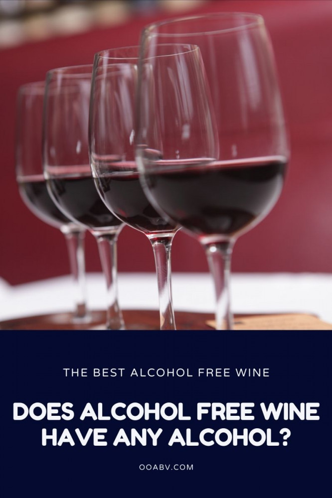 Does Alcohol Free Wine Contain Alcohol?