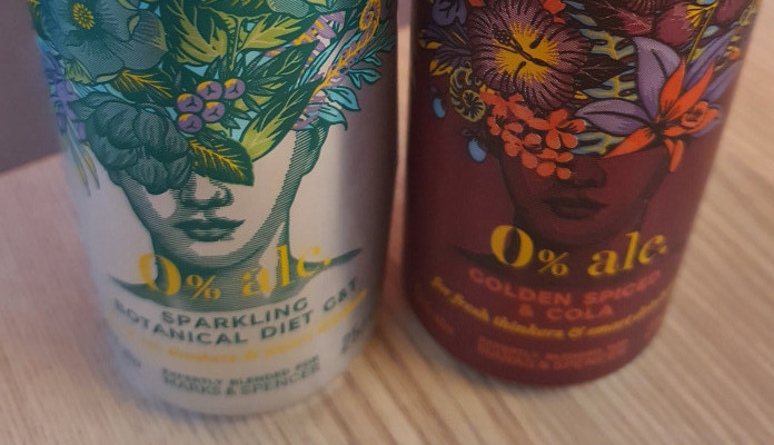 Marks and Spencer Alcohol Free