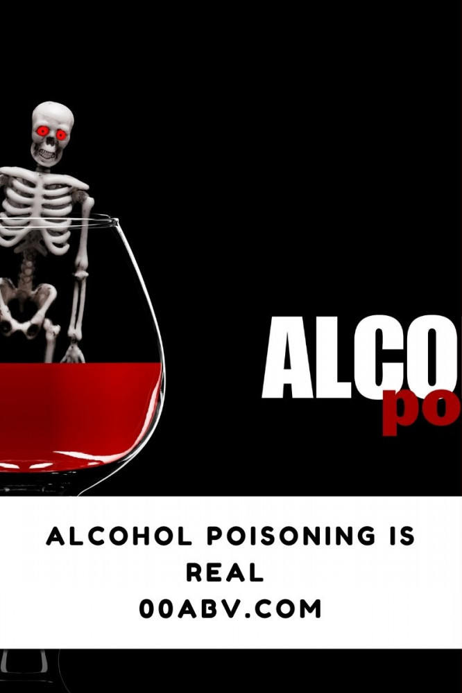 Alcohol Can Poison You