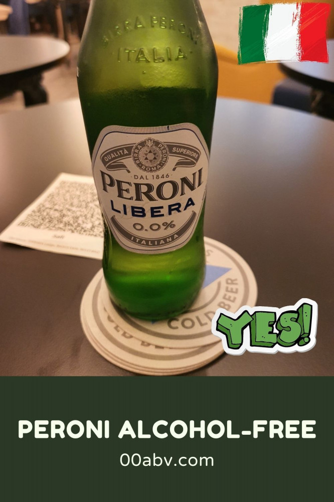 Peroni Alcohol-Free