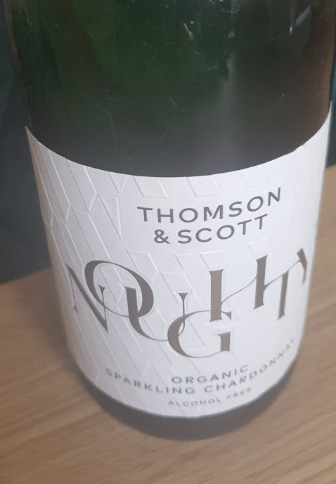 Thomas and Scott Alcohol Free Fizz