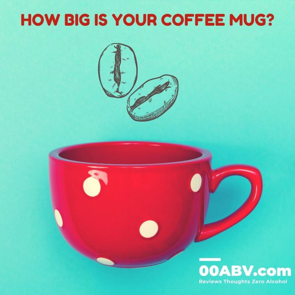 How Big Is Your Coffee Mug?