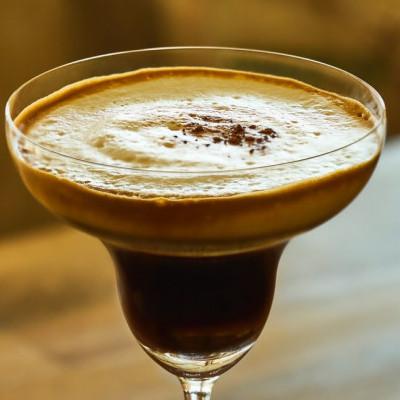 Alcohol Free Coffee Martini
