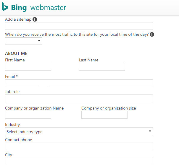bing webmaster tools frustrated affiliate marketers