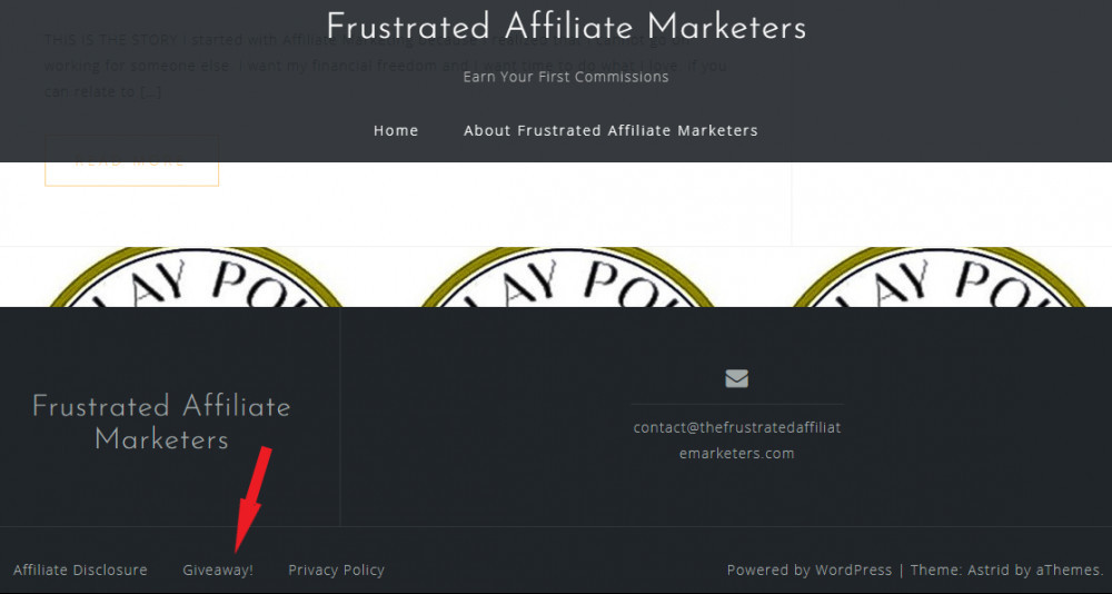 frustrated affiliate marketers