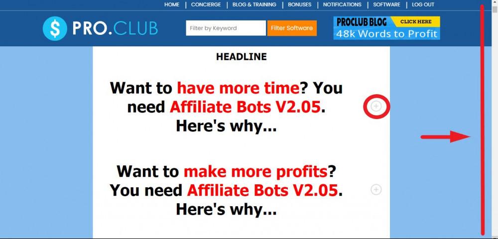 affiliate bots v2.05 1 click affiliate copy bot