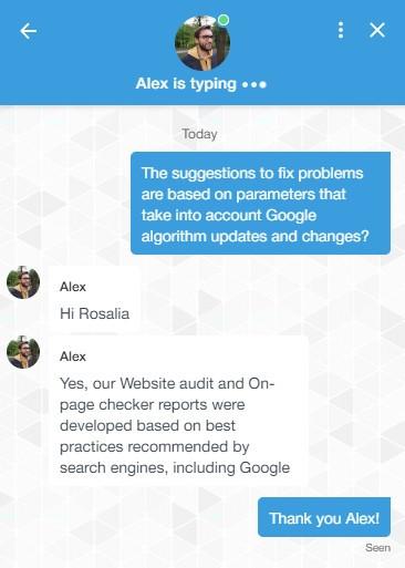 SE Ranking and Google algorithm updates