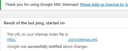 google xml sitemaps frustrated affiliate marketers