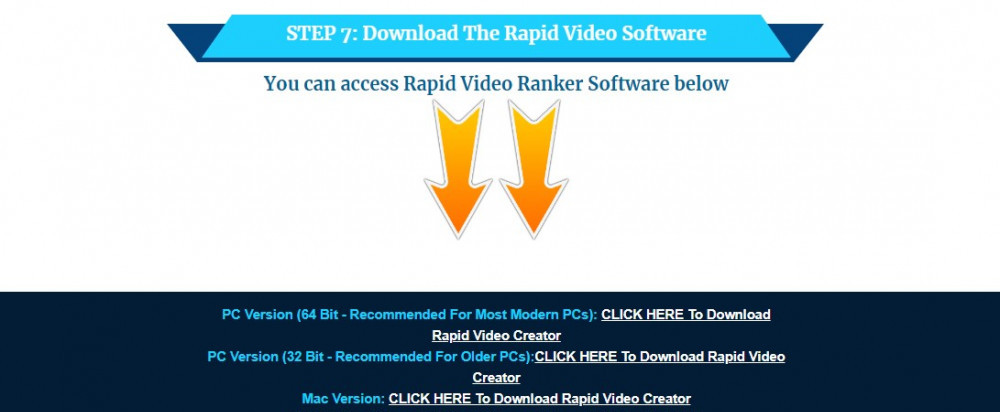 rapid video creator affiliate bots v2.05