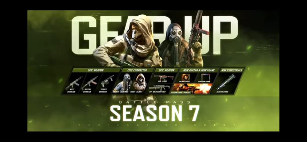 Season 7 Battle Pass